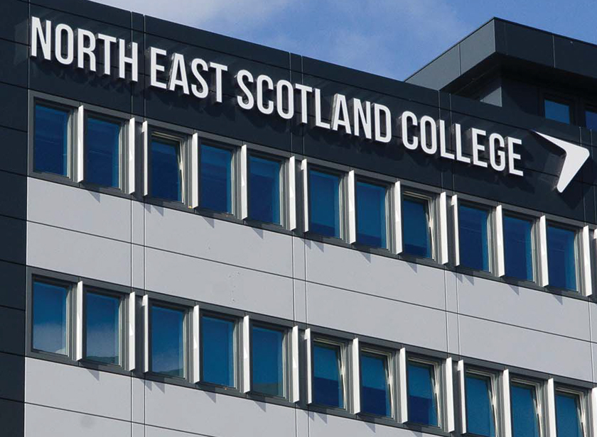 North East Scotland College, Aberdeen City Campus
