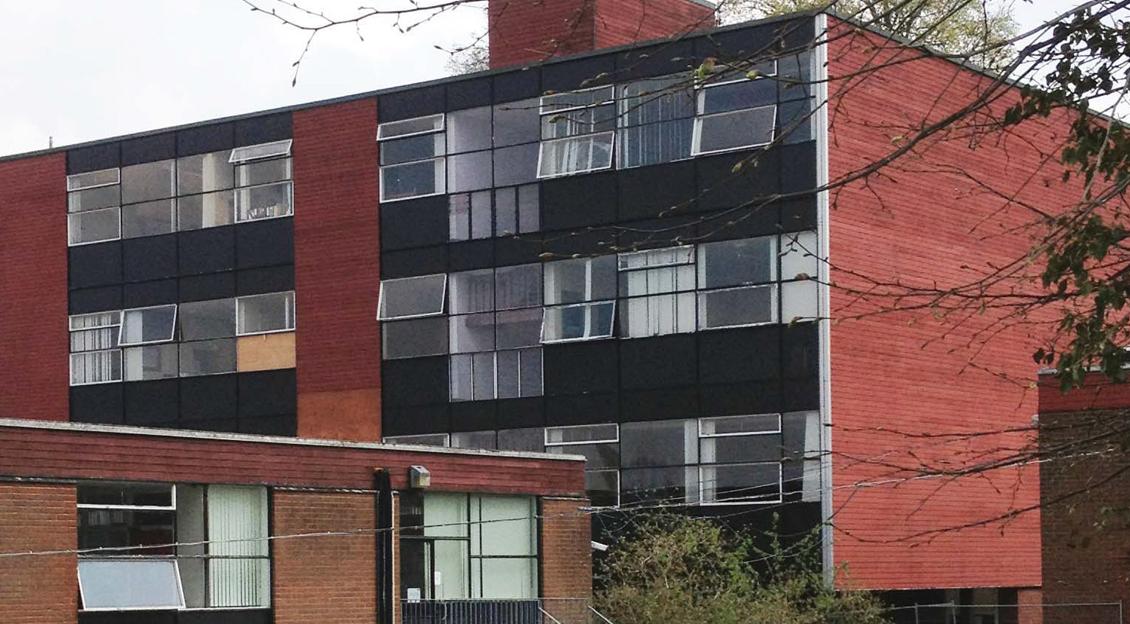 North Hertfordshire<br>College, Block D