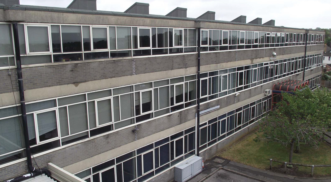 The B'mouth &<br>Poole College, North Road