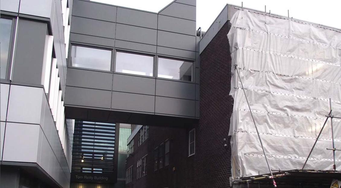 LJMU,<br>Max Perutz Building