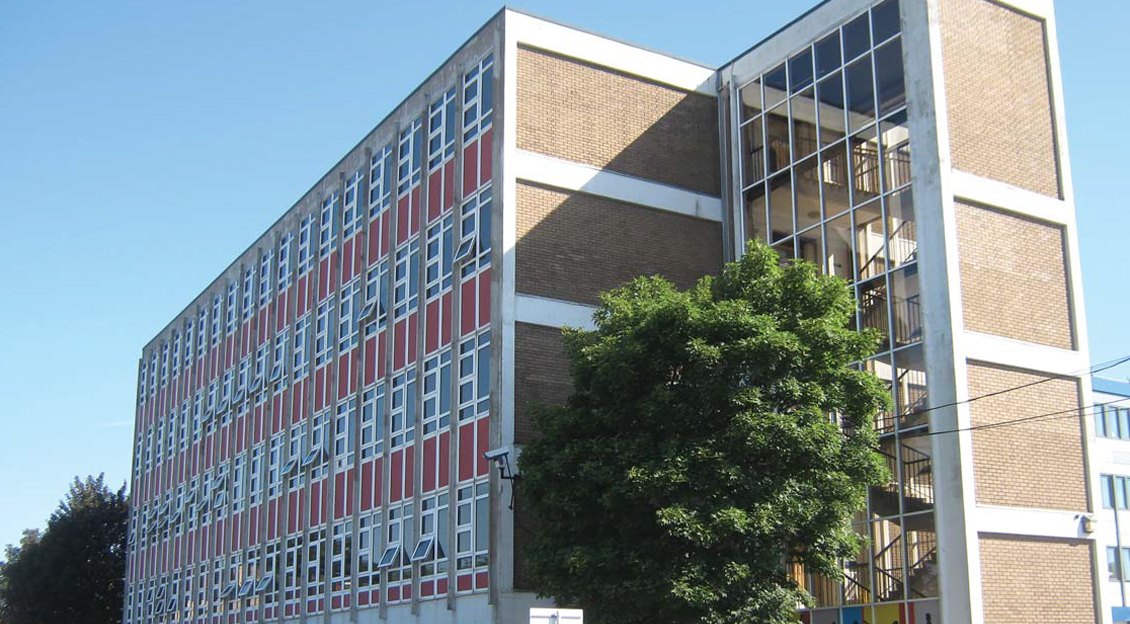 Stoke On Trent College A And B Blocks Aluminium