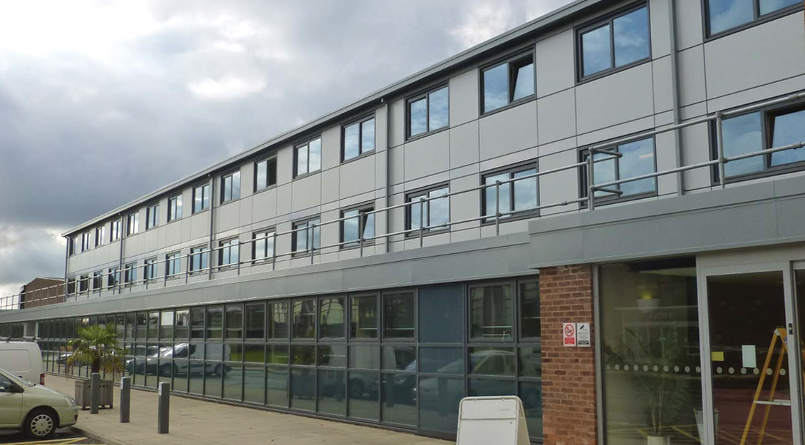 STFC Daresbury<br>Laboratory, 'A' Block