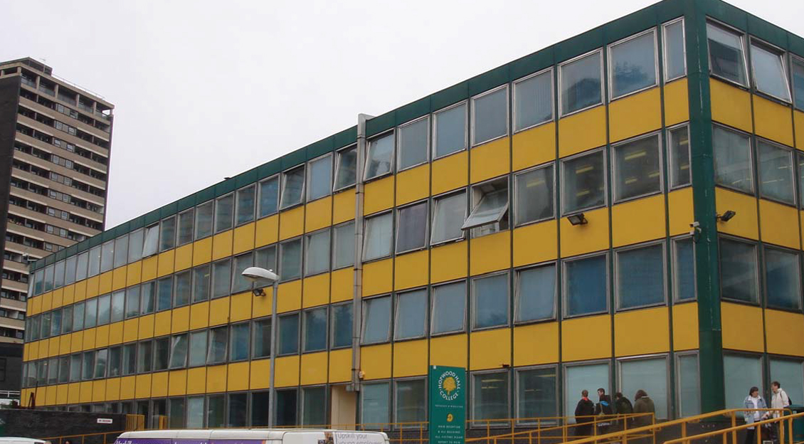 Hopwood Hall College, Rochdale Campus