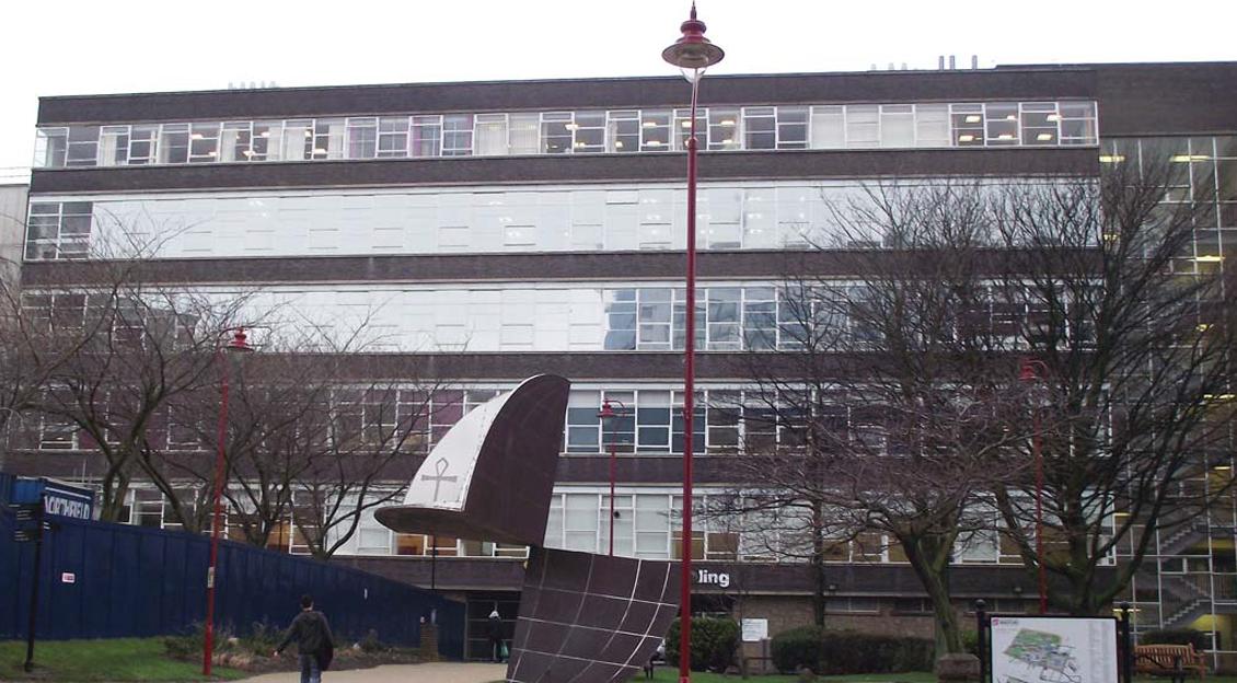 The University of Bradford,<br>Horton D Building