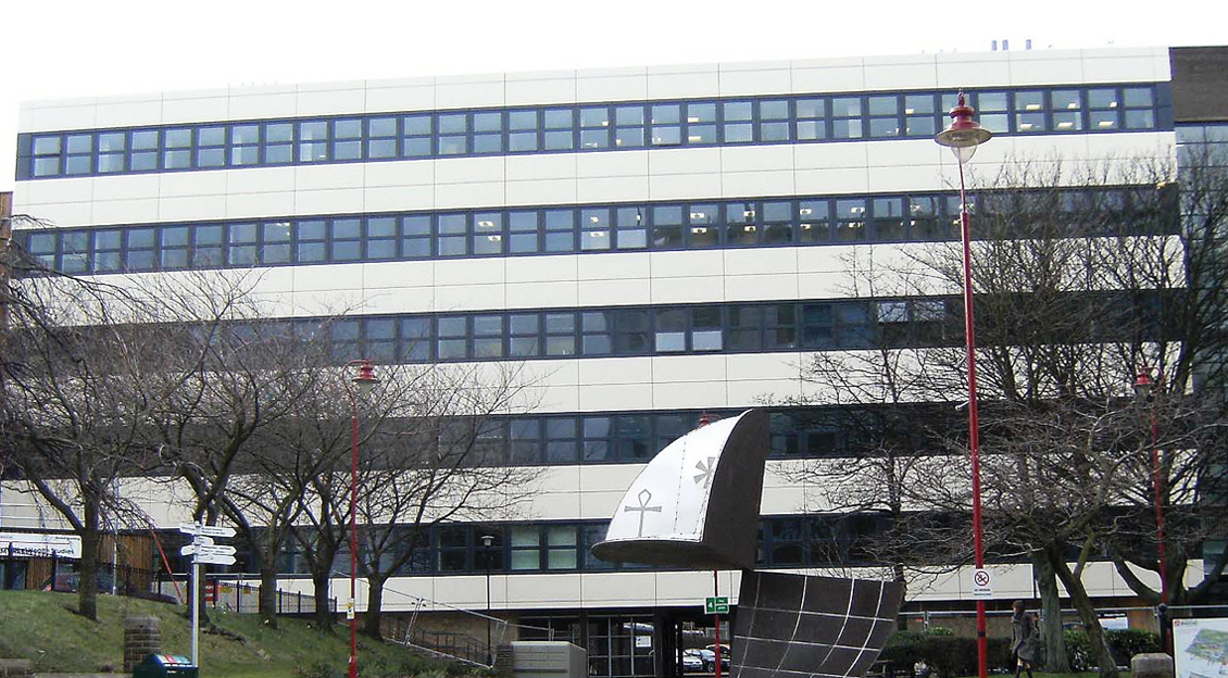 The University of Bradford,<br>Horton D Building