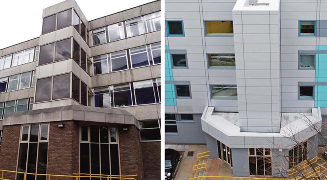 Bedford College, Engineering Workshop