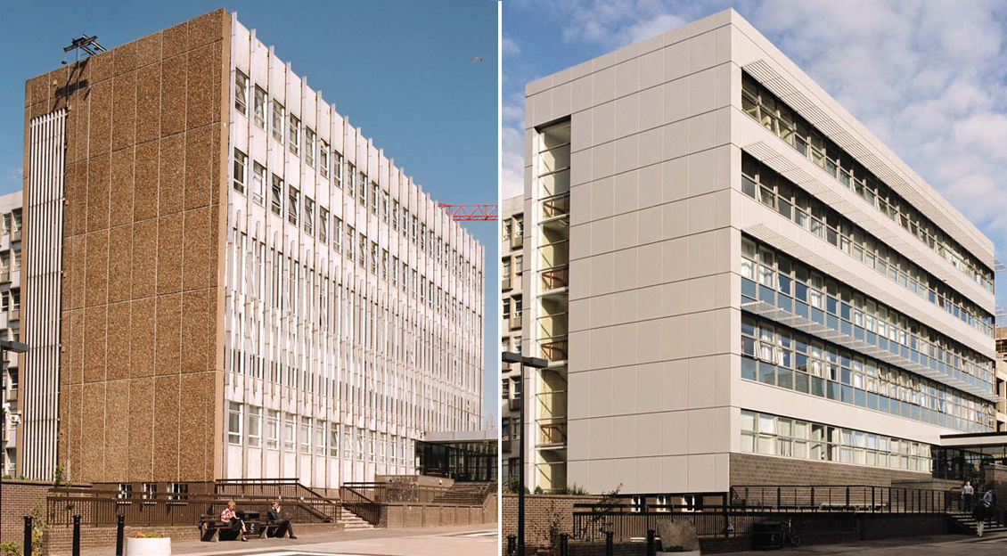 Caledonian University, George Moore Building