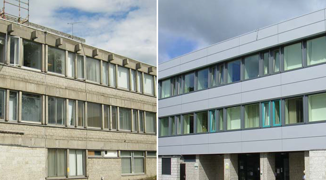 University of Stirling, Cottrell Building