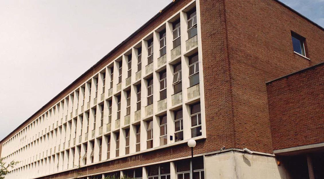 University of Plymouth, Davy & Smeaton Buildings