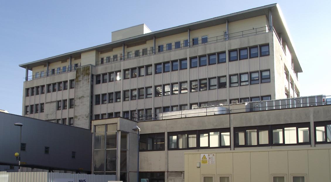 The Queen Elizabeth University Hospital, Glasgow