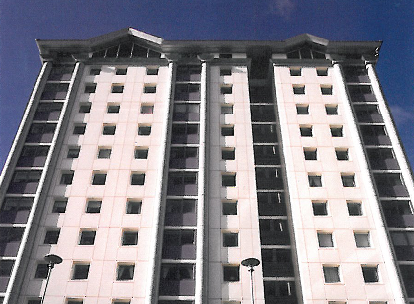 Wyler Tower, Hamilton, South Lanarkshire