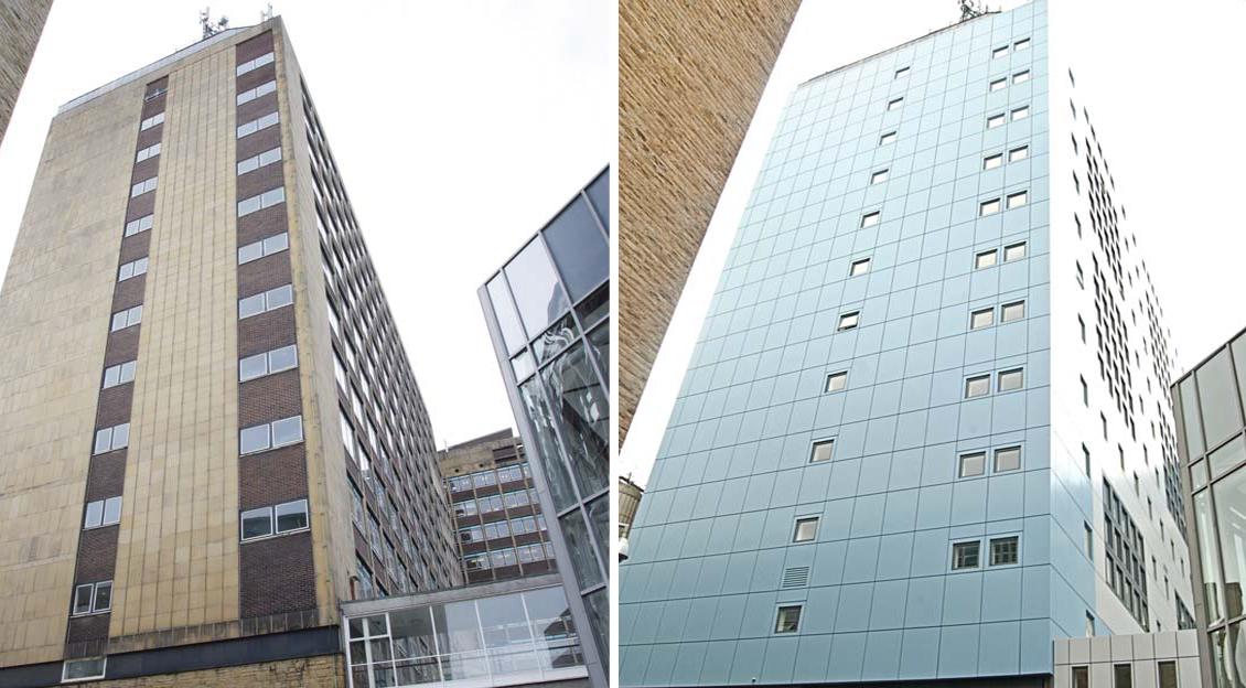 The University of Bradford – Phase 2