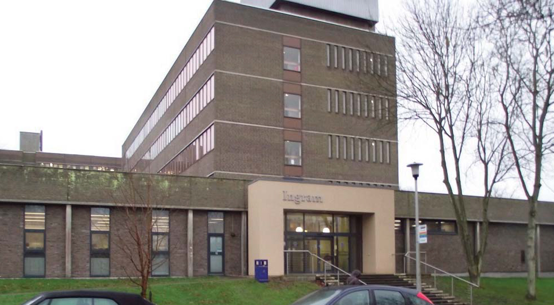 University of Kent,<br>Ingram Building