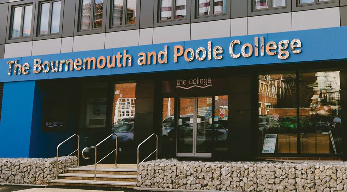 B'mouth & Poole College,<br>Lansdowne Campus
