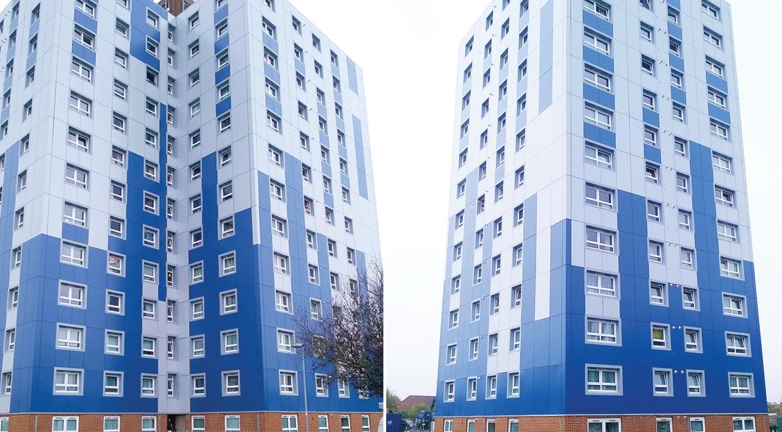 Clements Court, <br>Hounslow