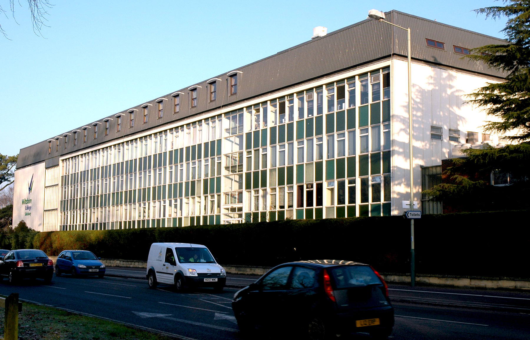 Avon & Wylie Buildings<br>Wiltshire College