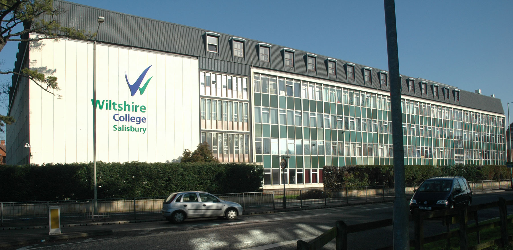 Avon & Wylie Buildings<br>Wiltshire College Salisbury