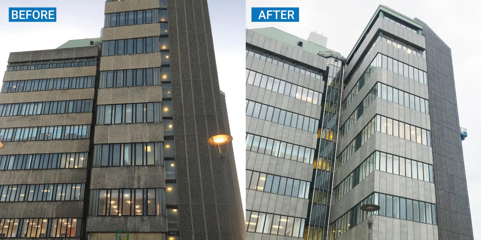 Boyd Orr Building Phase 1<br>University of Glasgow