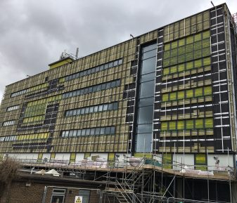 Fire-Safe Building on Track for Students Return at East Coast College, Lowestoft Campus
