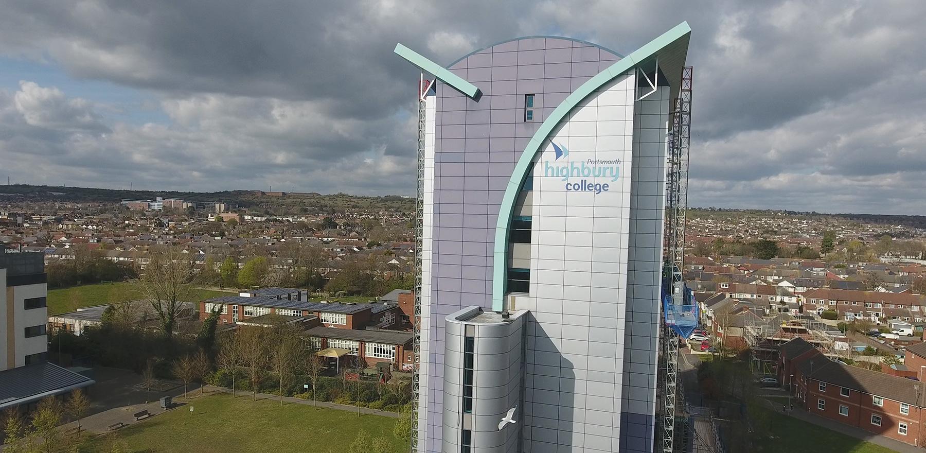 Highbury College TowerPortsmouth