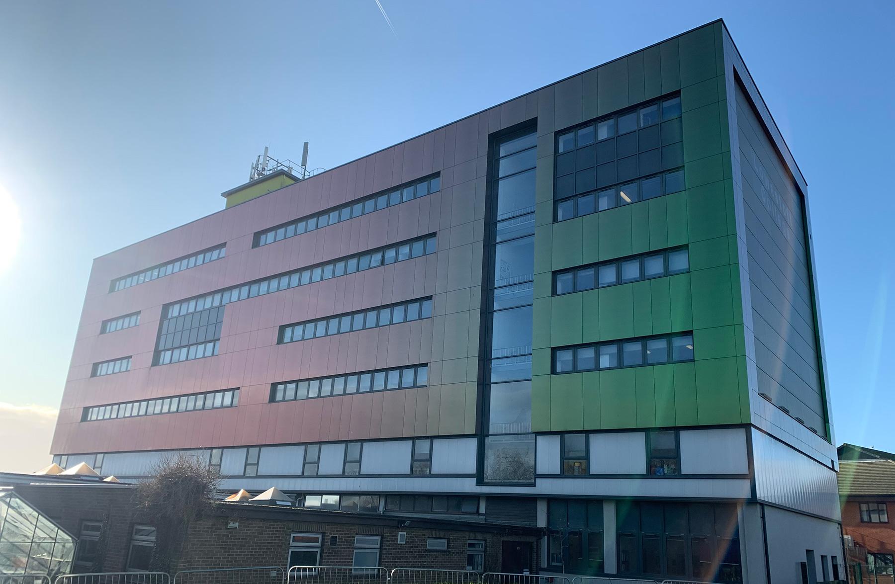 East Coast College<br>Lowestoft
