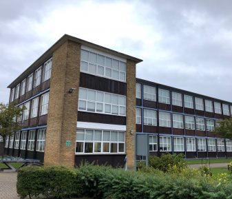 d+b facades to refurbish Harlow College K Block