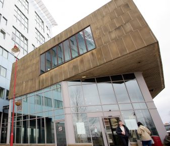 d+b facades to Deliver Phase 3 for University of Bradford